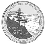 "2005 Summer/Fall Reverse Design: ""Ocean in view! O! The joy!"""