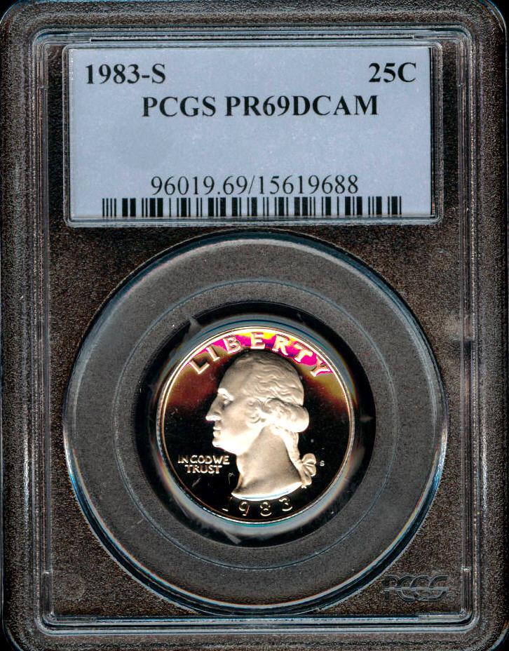 All Certified Coins - Washington Quarter, State Quarters 25