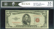 RCGS - Rare Currency Grading Service